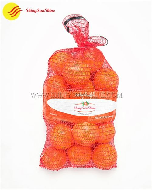 Custom mesh bags for food packaging