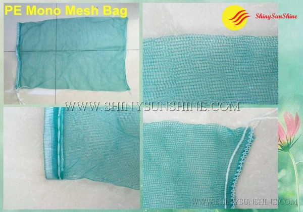 Shiny SunShine Custom PE Mono mesh bags for food packaging
