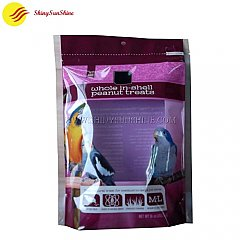Shiny SunShine Custom pet food packaging bags solution for cats, dogs, bird and fish.