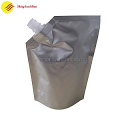 Mylar spout bag packaging
