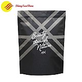 Custom stand up zip lock printable cloth packaging bags.
