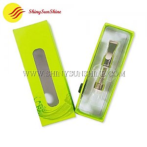 Custom child proof vape cartridge packaging box