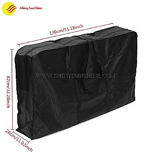 Custom wholesale portable protective travel waterproof bag for bicycle.