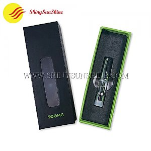Custom vape pen sliding drawer box packaging