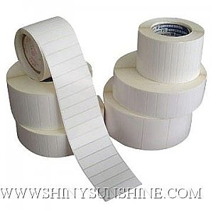 Custom High Quality Direct Thermal Self-Adhesive labels.